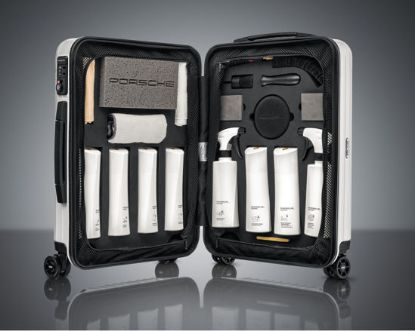Picture of Car Care Kit White Edition with Case
