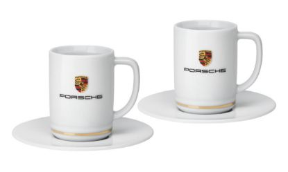 Picture of Porsche Crest Espresso Set