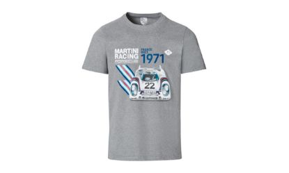 Picture of Unisex Martini Racing Collector's T-Shirt No. 20