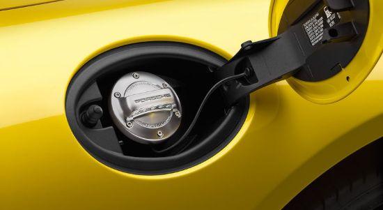 Picture of Fuel Tank Cap Aluminium Look