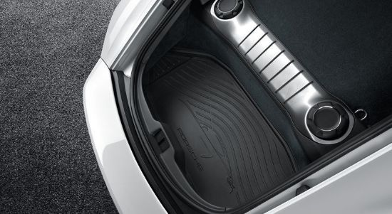 Picture of Rear Luggage Compartment Liner 718 (982 Cayman + 981 Boxster)