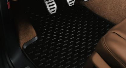 Picture of All-Weather Floor Mats Cayenne (E1 II)