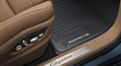 Picture of All-Weather Floor Mats Cayenne (E3)