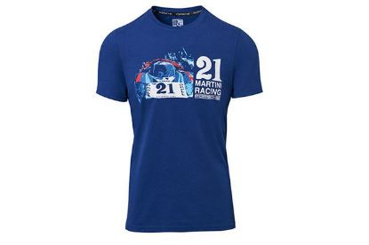 Picture of Mens MARTINI RACING Collectors T-Shirt