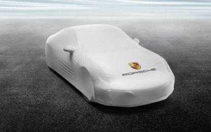 Picture of Indoor Car Cover 911 (991 II GT3)