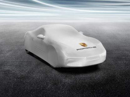 Picture of Indoor Car Cover 718 (982 Boxster)