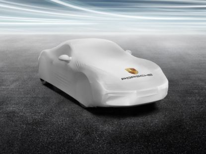 Picture of Indoor Car Cover 718 (982 Cayman)