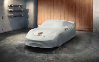Picture of Indoor Car Cover 718 (982 Cayman GT4)