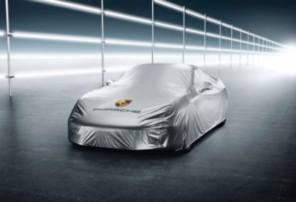 Picture of Outdoor Car Cover 718 (981 Boxster)