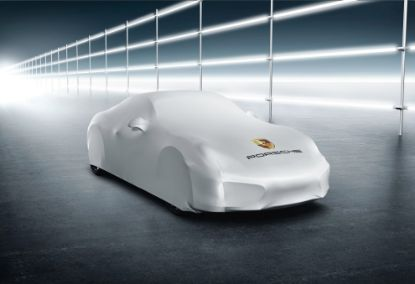 Picture of Indoor Car Cover 718 (981 Cayman)
