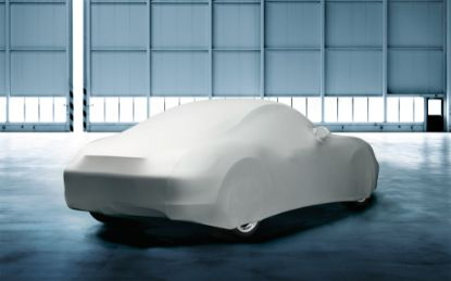 Picture of Indoor Car Cover 718 (987 II Boxster)