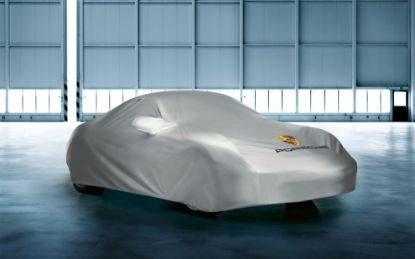 Picture of Outdoor Car Cover 718 (987 II Boxster)