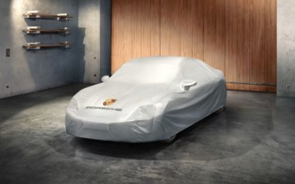 Picture of Outdoor Car Cover (Taycan)