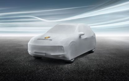 Picture of Indoor Car Cover Cayenne (E3)