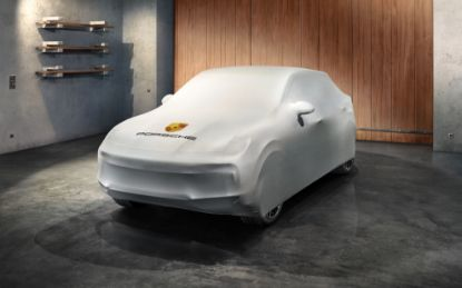Picture of Indoor Car Cover Cayenne Coupe (E3)
