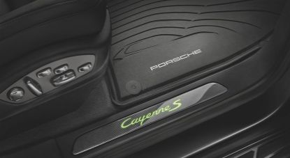 Picture of All-Weather Floor Mats Cayenne (E2)