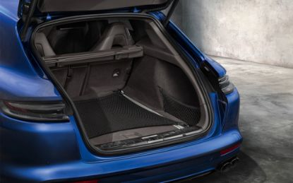 Picture of Luggage Net Panamera